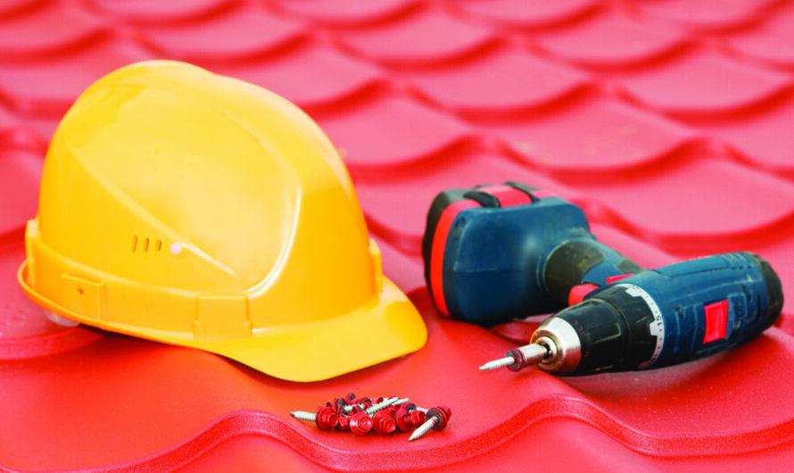 Монтаж металлочерепицы: рекомендации производителя